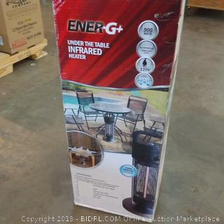 Ever-G+ Uner the Table Infrared Heater