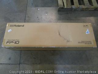 Roland Digital Piano  See Pictures