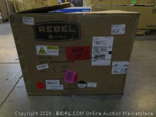 Rebel Drum and Accessories See Pictures