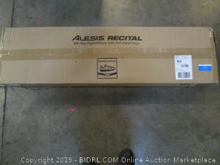 Alesis Recital 88 Key Digital Piano with Full Size Keys -damaged see pictures