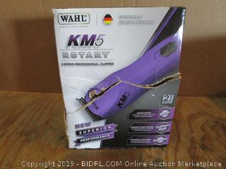 Wahl 2 Speed Professional Clipper  damaged/ missing parts