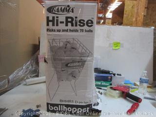 Gamma Hi Rise Ballhopper  damaged