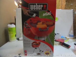 Weber Mini