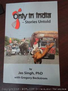 Only in India Stories Untold
