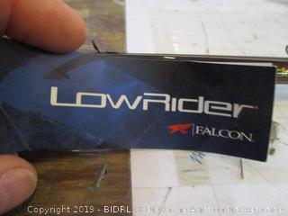 Low Rider Fishing Rod damaged