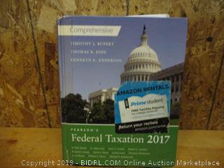 Federal Taxation  2017