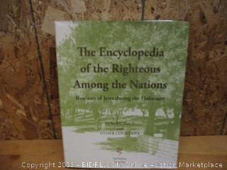 The Encyclopedia of the Righteous Among the Nations
