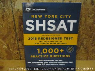 New York City SHASAT