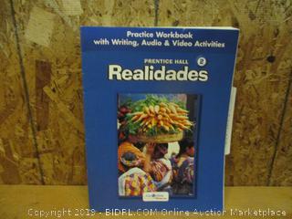 Practice Workbook Realidades