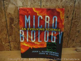 Micro An Evolving Science Biology