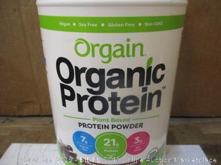 Orgain Organic Protein - Plant Based Protein Powder
