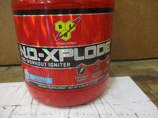 N.O.-Xplode Pre Workout Igniter