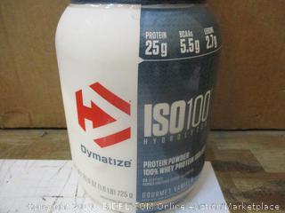 Protein Powder 100% Whey Protein Isolate