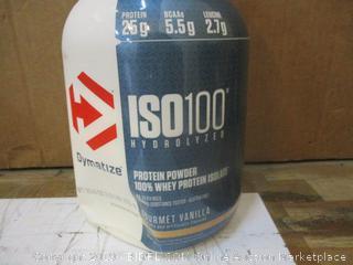 ISO 100 Hydrolyzer Protein Powder