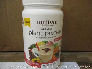 Nutiva Plant Protein
