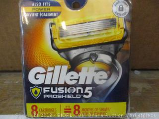 Gillette Fusion Proshield 5 Factory Sealed