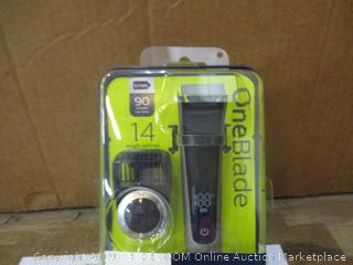Philips Norelco One Blade damaged box
