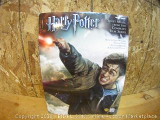 Harry Potter Sheet Music