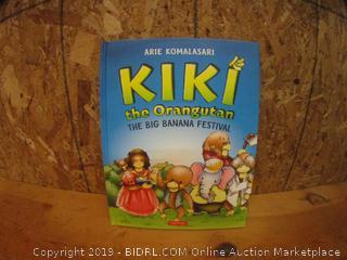 KIKI the Orangutan The Big Banana Festive