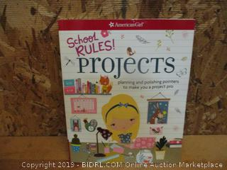 School Rules ! Projects