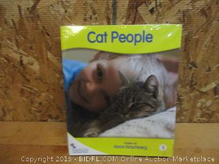 Cat People Set of 8