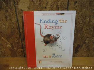 Finding the Rhyme