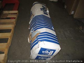 Vibe 12 Inch Gel Memory Foam Mattress, Queen