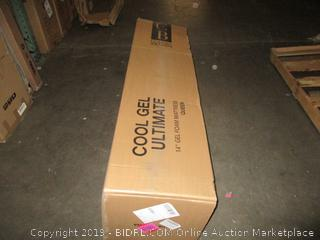 "Cool Gel Ultimate 14"" Gel Foam Mattress, Queen"