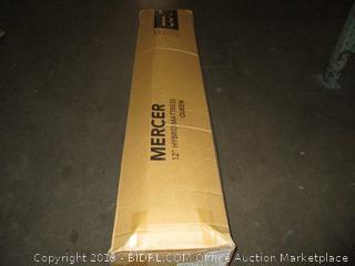"""Mercer 12"""" Hybrid Mattress, Queen"""