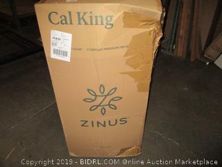 """Zinus Ultima Comfort 12"""" Memory Foam Mattress, Cal King"""