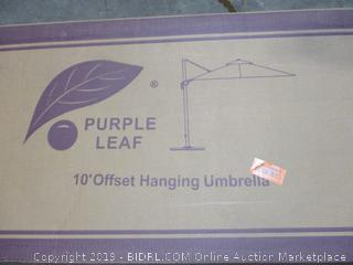 10' Offset Hanging Umbrella