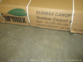 Eurmax Canopy Outdoor Carport