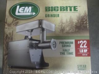 LEM Big Bite Grinder
