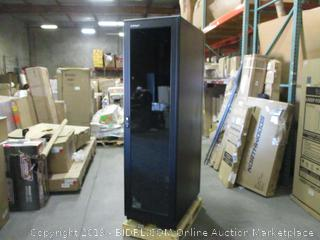 StarTech.com 41U Rack Enclosure Server Cabinet - 32.3 in. Deep - Built-in Fans (7236CABINET) (Retail $1,288.00)