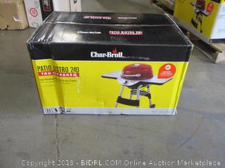 Char-Bril Patio Bistro 240