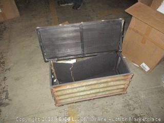 Storage Trunk Damaged