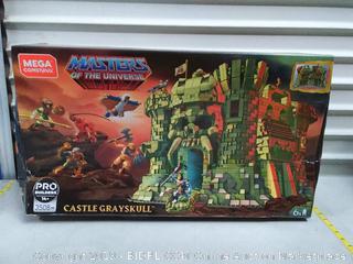 Masters of the Universe Castle Grayskull 3508pcs (online $219)
