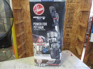 HOOVER POWER DRIVE PET VACUUM CLEANER (POWERS ON)