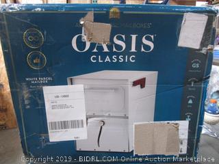 Oasis Classic Mailbox