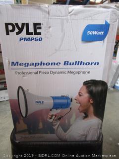 Pyle Megaphone Bullhorn