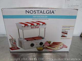 Nostalgia Hot Dog MAchine