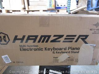 Hamzer Electronic Keyboard