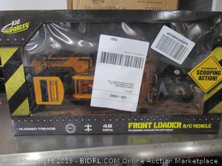 Front Loader Truck RC Toy