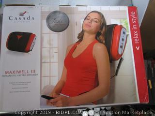 Casada Maxiwell III Therapeutic Electric Massager