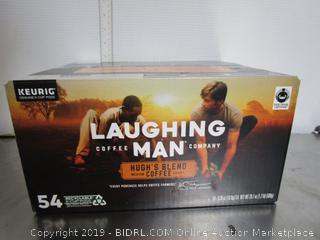 Laughing Man Coffee Keurig K-Cups