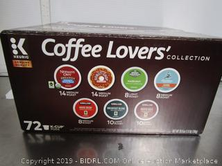 Coffee Lover's Collection K-Cups