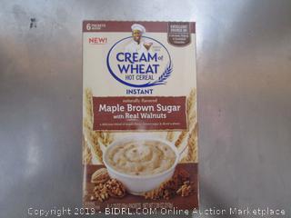 Cream of Wheat: Maple Brown Sugar