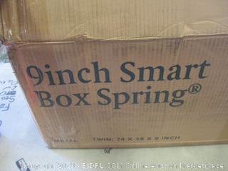 ZINUS TWIN BOX SPRING