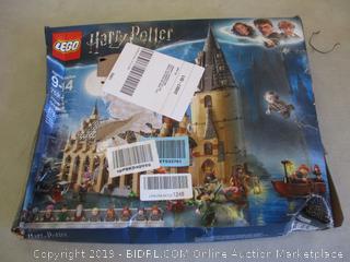 LEGO HARRY POTTER HOGWARTS' GREAT HALL