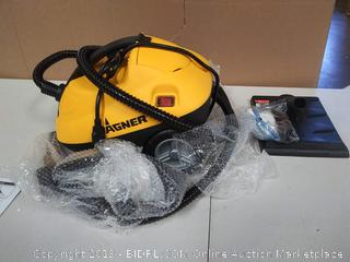Wagner 915 On-Demand Steam Cleaner, 120 Volts, Yellow